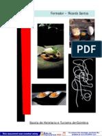Espumas e Cozinha Molecular