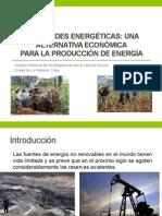Variedades Energéticas Proyecto