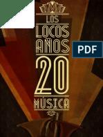 Los locos años 20 - Música