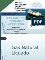 GNL y Acetileno