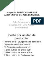 PURIFICADOR AGUAVIVA PROYECTO