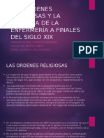 Las Ordenes Religiosas