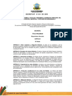 Decreto 0180 2010 Barranquilla