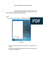Instalación y Uso de Dfp Asistencia