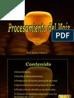 Clase 2. Procesamiento Del Maiz