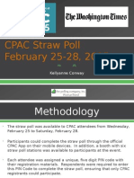 CPAC Straw Poll Results and Analysis 2-28-15 (2)