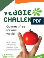 Take the Veggie Challenge