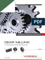 Gear Milling Vardex