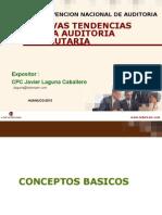 JAVIER LAGUNA CABALLERO NUEVAS TENDENCIAS EN LA AUDITORIA (1).ppt