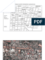 Mapa paroquia santon domingo