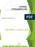 Sistema Interamericano Ulises