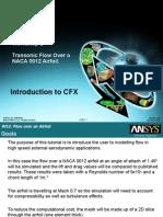 CFX Intro 13.0 WS02 Airfoil
