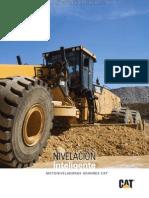 Catalogo Nivelacion Inteligente Operadores Motoniveladoras Caterpillar
