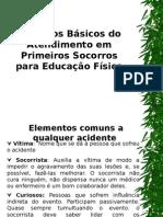 PRIMEIROS SOCORROS 2