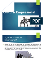 2.1 Cultura Empresarial