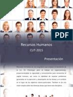 Recursos Humanos 2015 Ok 1a Parte