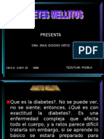 Diabetes Mellitus Pacientes