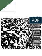 Festival de Arte, Educación y Acción Social.