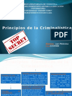 Juan Melendez Criminalistica