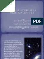 Breve Historia Psicologia Cientifica