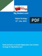 Big Basket Campaign