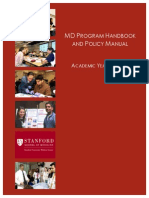 MD Handbook Policy Manual 2014 15