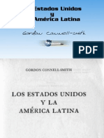 Gordon Connell Smith Los Estados Unidos y La Amc3a9rica Latina