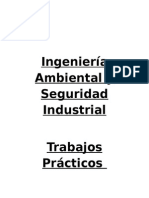 Ingeniería Ambiental y Seguridad Industrial