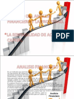 OBJETIVO DEL ANALISIS FINANCIERO