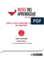 Fascículo Matemática-VI Ciclo 2015_ED