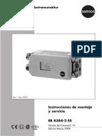 Manual Samson 3730-2