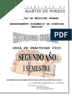 Guía - Histología Humana Práctica 2015-I