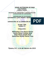 1.3.3.- Exhibicion Del Capital Contable