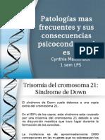 Patologias más frecuentes y sus consecuencias psicoconductuales
