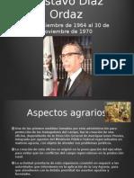 Diaz Ordaz Peps