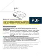 Manual Proyector