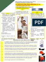 EFECTOS NOCIVOS PARA LA SALUD POR LA EXPOSICIÓN PROLONGADA A LA RADIACIÓN SOLAR.doc