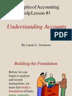 1.Understanding Accounts