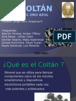 El Coltán Exposición