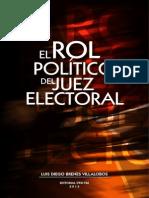 Tesis Doctoral El Rol Politico Del Juez Electoral