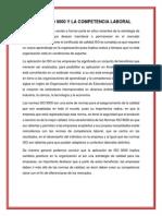 NORMA ISO 9000 Y LA COMPETENCIA LABORAL. ROCIO.pdf
