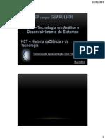 HCT_2014s1 - 03 - Apresentações Com Slides