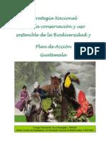 Estrategia Nacional Biodiversidad Guatemala Ciudad