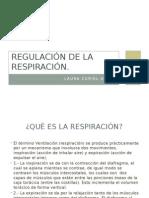 Regulación de La Respiración.