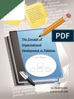 Concept of Organizational Development