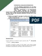 Practica de Estadistica y Analisis de Pronosticos