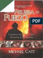 VIDA A PRUEBA DE FUEGO de JIM CYMBALA