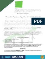 Proyectos Sociales info