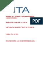 unidades 4 y 5 sistemas electricos