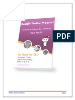 Reddit Traffic Magnet